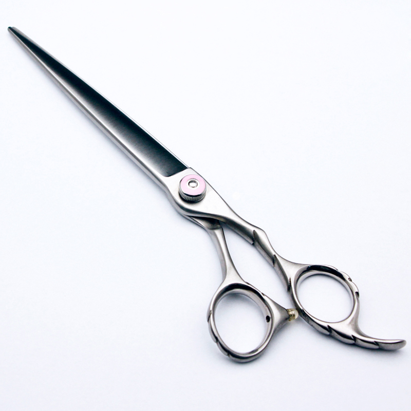 7.5 Inch Pet Grooming Straight Scissors Best Stainless Steel Shear